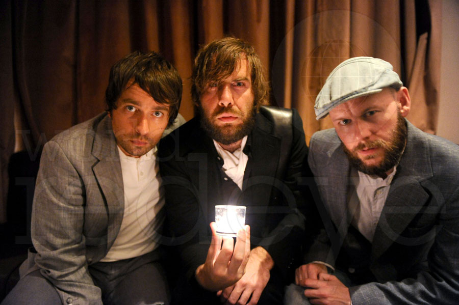 Peter Bjorn and John at Bardot