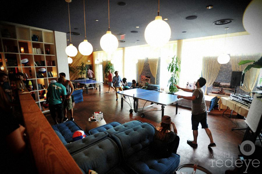 The Standard Ping Pong Tournament