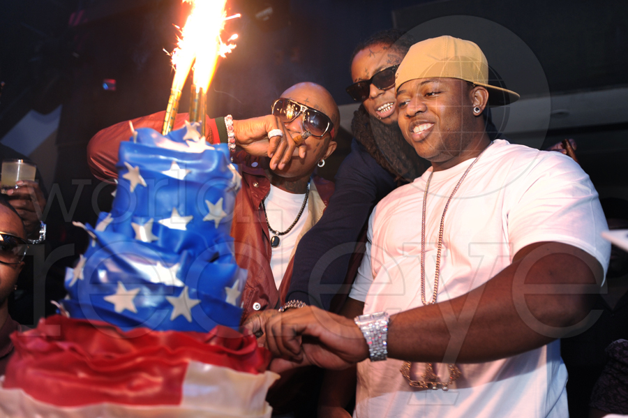 Birdman Birthday at LIV
