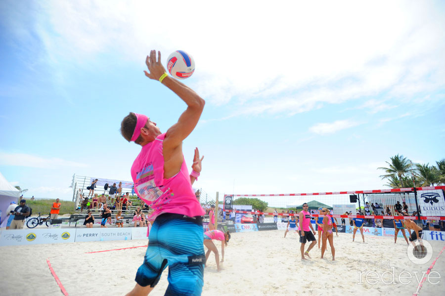 Model Beach Volleyball – Day 1