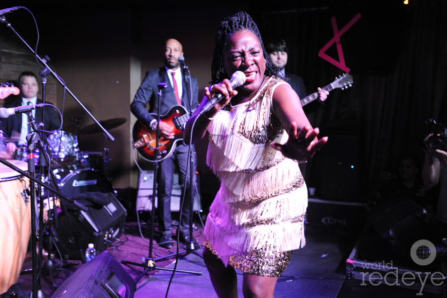 Sharon Jones & the Dap-Kings at Ricochet