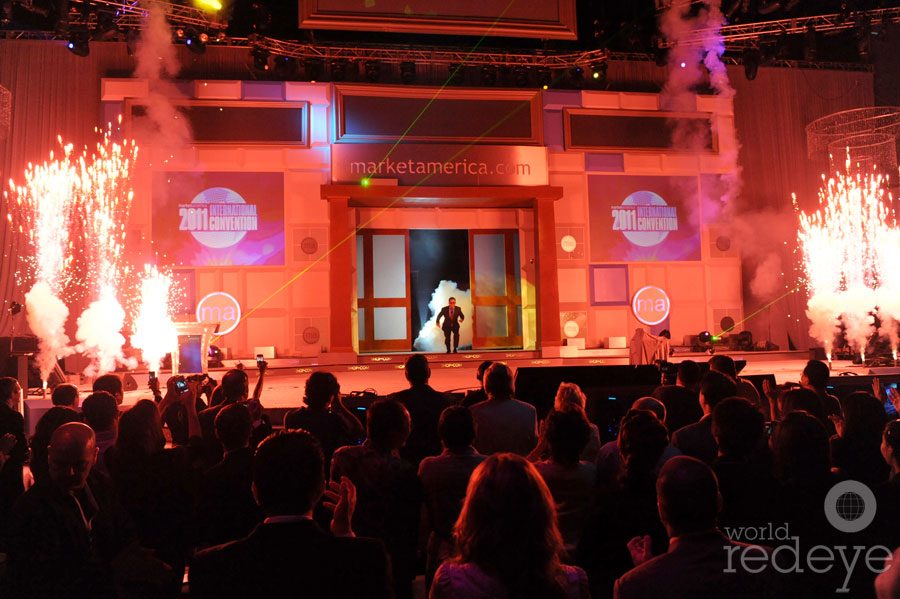 market america 2011 int. convention – day 2