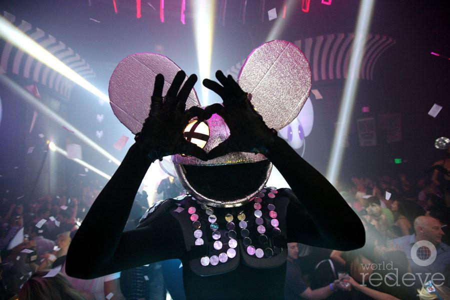 Deadmau5 at Mansion 360 - Night 1 - World Red Eye   World