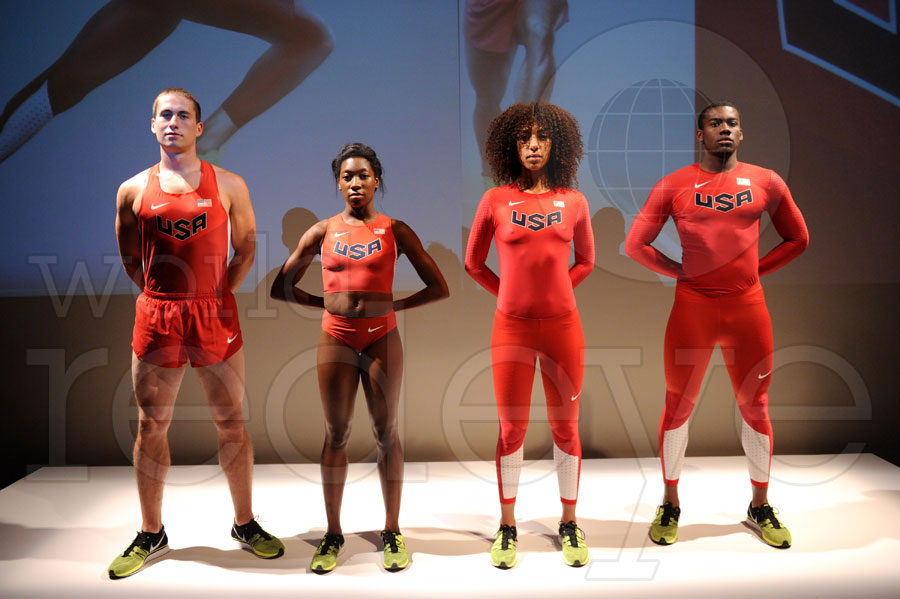 Nike's 2012 Team USA Apparel Debut - World Red Eye   World Red Eye