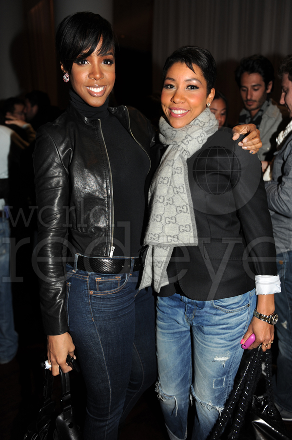 Jeanette Jenkins And Kelly Rowland Kelly Rowland Jeanette