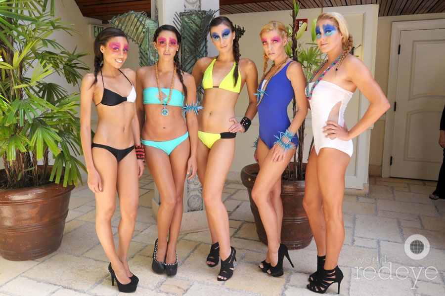 Karess Swimwear Fashion Show