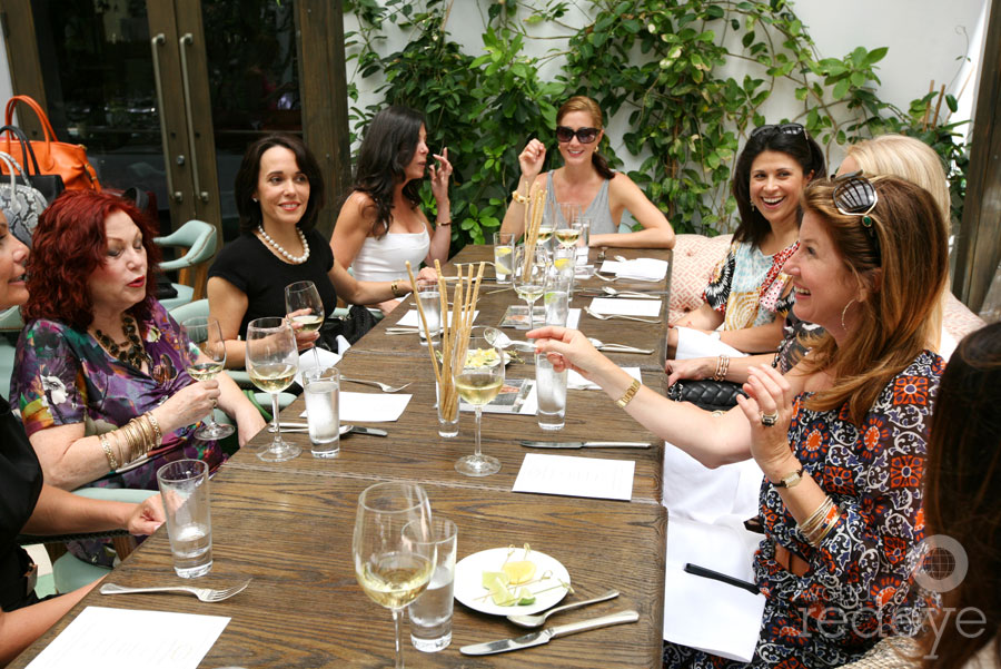 Laura Buccellati's Ladies Luncheon
