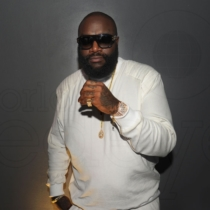 Rick Ross Hosts Birthday Party for His Daughter Toie