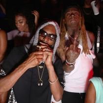 Lil Wayne's Birthday Celebration with Snoop Dogg, Mack Maine, & Bill Bellamy at STORY